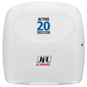 Central De Alarme Jfl Active 20 Ethernet Sem Teclado