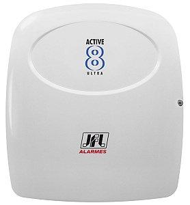 Central De Alarme Active 8 Ultra Jfl Com Teclado Lcd
