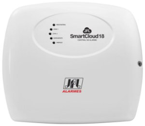 Central De Alarme Smart Cloud 18 Controle Via App Jfl