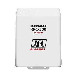 Receptor Programável De Rrc 500 5 Canais Jfl