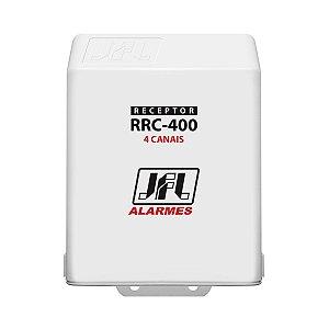 Receptor Programável Rrc 400 4 Canais Jfl