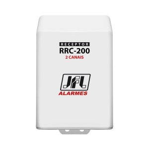 Receptor Programável 433,92mhz Rrc 200 2 Canais Jfl