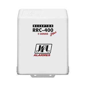 Receptor Programável 433mhz Rrc 400 Plus Jfl