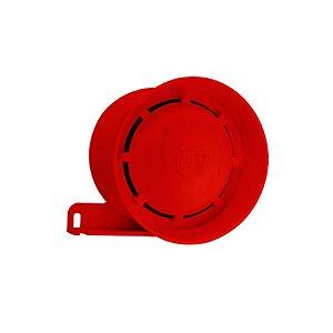 Sirene Piezoeletrica De Incêndio 115db Baixo Consumo Jfl