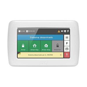 Teclado Lcd Jfl Touch Ts 400 Para Centrais Monitoráveis
