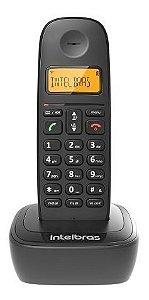 Telefone Sem Fio Intelbras Ts 2510 Com Registro De Chamada
