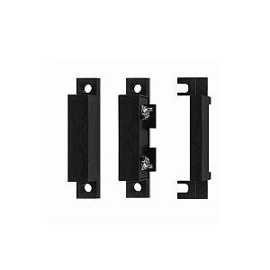 Sensor Magnetico Intelbras Com Fio Xas connect Black