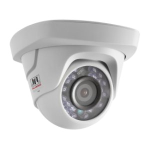 Câmera Dome JfL CHD-1215P IP66 Ir 15m 1mp 720p Lente 2,8mm
