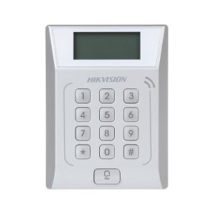 Terminal Controle de Acesso Display LCD DS-K1T802E Hikvision