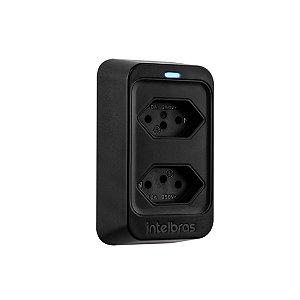 Dispositivo de Proteção Elétrica Intelbras EPS 302 Preto