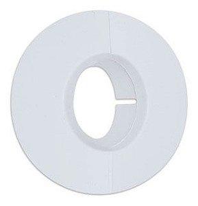 Acabamento Parede Circular Branco Split 7 A 12000 BTU 55mm