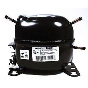 Compressor Embraco 1/6 HP  R134A 110V EMI60HER