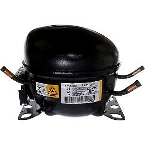 Compressor Embraco 1/5 HP R600 220V 50-60HZ EM2P70CLP