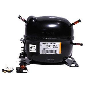 Compressor Embraco 1/6 R134A 220V 50/60HZ EMI60HER