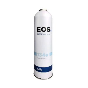 R134a Eos - Onu 3159 1.1.1.2 Tetrafluoretano Gas Pequenos Recipientes R134a 750g Cl.Rs.2.2