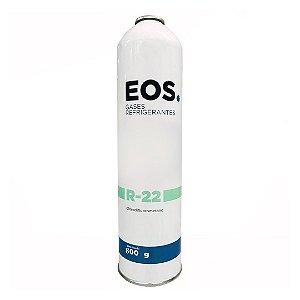 R22 Eos - Onu 1018 Clorodifluormetano Gas R22 Cilindro De 0,800g Cl. Rs. 2.2