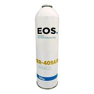 R409a Eos - Onu 3163 Gas Liquefeito Pequenos Recipientes R409a Cilindro De 750g Cl. Rs.2.2