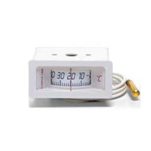 Termometro Retangular Branco -40C +40C 1,5m