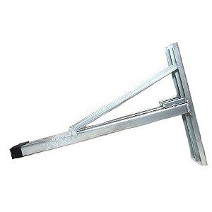 Suporte Para Ar Condicionado Metalico 700mm - O Par
