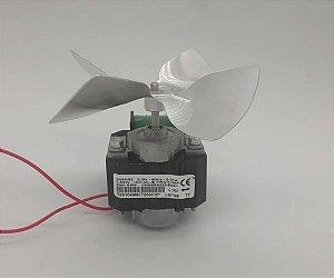 Micro Motor 1/100 Cervejeira MSP 250840 60HZ 220 Volts com Helice