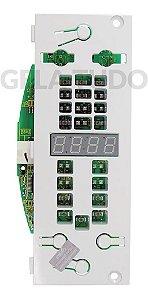 Placa Eletrônica Conj Interface BRM R0H3 Para Geladeira Brastemp 326064288