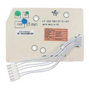 Placa Interface Lavadora Electrolux LTC10 LT11F LT12F LT15F ORIGINAL 64500135