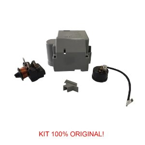 Rele e Protetor Térmico Embraco 1/3+ FFI 12BX 110V/60Hz - com Caixa