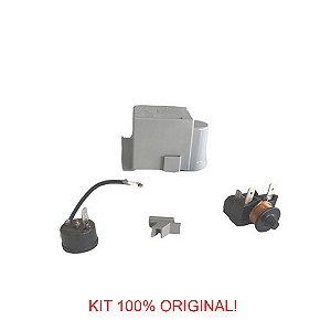 Rele e Protetor Térmico Embraco 1/3+ FFI 12BX 220V/60Hz - com Caixa