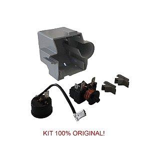 Rele e Protetor Térmico Embraco 1/3+ FFI12HBX 110V/60Hz - com Caixa