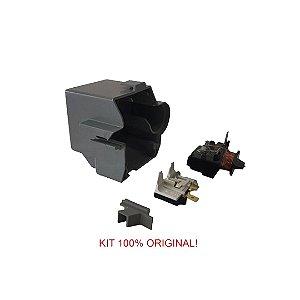 Rele Protetor Embraco1/4+ EGAS 80HL 110V/60Hz - com Caixa