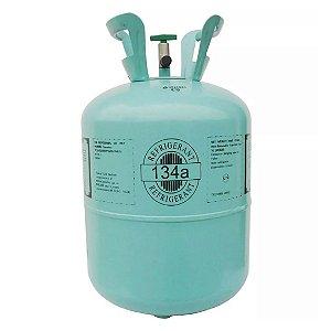 Gás Refrigerante R134a - Botija de 13,62kg