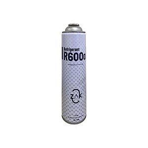 Gás R600a - Lata 420g - ZAK