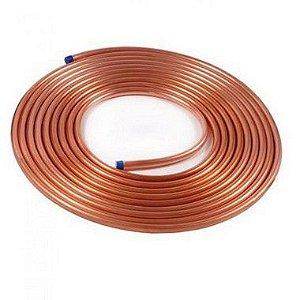 Tubo cobre 5/8 Eluma - METRO