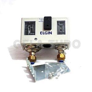 Pressostato Alta / Baixa Rearme Manual Na alta HLP-830HM Elgin