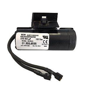 capacitor de partida 378-454UF 165VAC