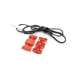 Sensor De Degelo 10k Df35a Df36x Df38 Dw42 Electrolux  Original - 70000949