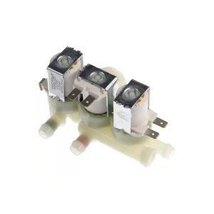 Válvula 3 Vias 220V Original Lavadora Electrolux - 64287507