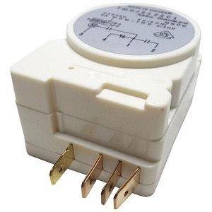 Timer Degelo Refrigerador Electrolux 220V Original  64484484