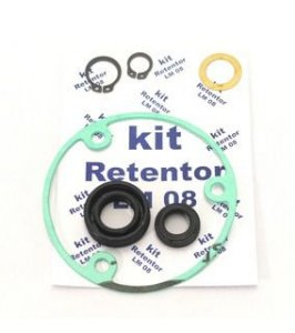 Kit retentor electrolux compativel LM08