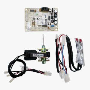 Kit Placa + Motor + Sensor 127v Geladeira Electrolux 70001455