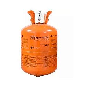 GAS R404 REFRIGERANT DAC 10,900 KG