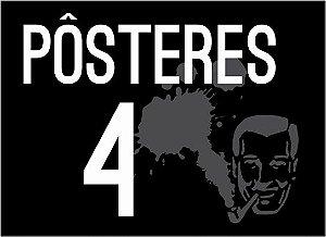 Pacote de Pôsteres 4