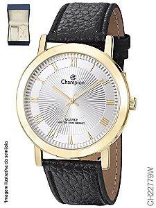 Relógio Analógico Dourado Courinho CH22779W