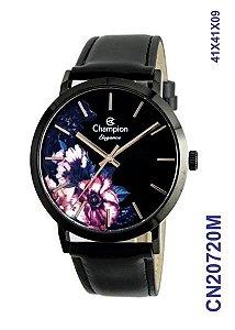Relógio Analógico Pulseira de Couro CN20720M