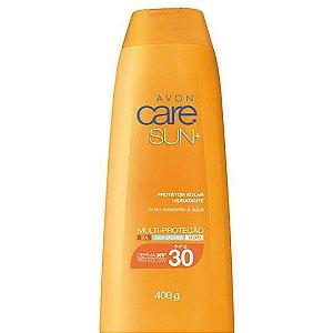 Protetor Solar Corpo e Rosto Avon Care Sun+ FPS 30 400g