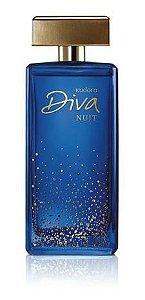 Eudora Diva Nuit Desodorante Colônia, 100Ml