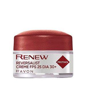 Avon Renew Reversalist Dia FPS25 30+ Creme Facial 15g