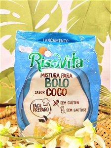 Mistura para bolo sabor coco 400g