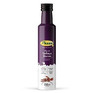 Óleo de linhaça marrom Pazze 250 ml