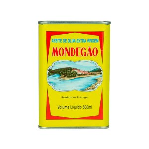 Azeite Português Extra Virgem Mondegão Lata 500ml